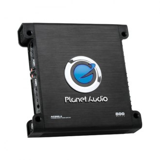 Planet Audio® - Anarchy Series Class AB 4-Channel 800W Amplifier