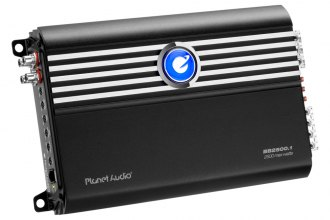 Planet Audio® - Big Bang Series Class D Mono 2500W Amplifier