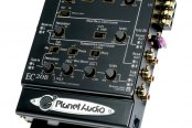 Planet Audio® - 3-Way Crossover with Remote Subwoofer Level Control