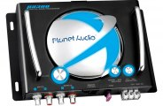 Planet Audio® - Digital Bass Generator with Remote Subwoofer Level Control