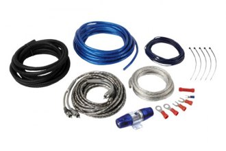 Planet Audio® - Amplifier Installation Kit