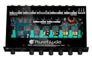 Planet Audio® - Half DIN 5-Band Parametric Equalizer