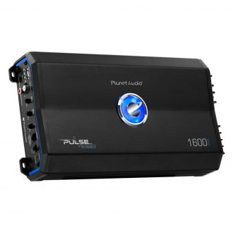 Planet Audio® - Pulse Series Class AB 2-Channel 1600W Amplifier
