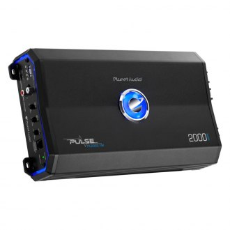 Planet Audio® - Pulse Series Class AB Mono 2000W Amplifier