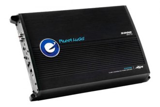 Planet Audio® - Axis Series Class D Mono 5000W Amplifier