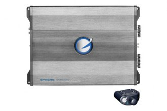 Planet Audio® - Sphere Series Class AB 2-Channel 2000W Amplifier