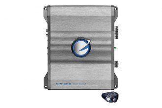 Planet Audio® - Torque Series Class AB Mono 1600W Amplifier