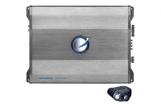 Planet Audio® - Sphere Series Class D Mono 5000W Amplifier