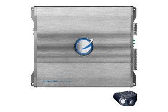 Planet Audio® - Sphere Series Class AB 4-Channel 2000W Amplifier