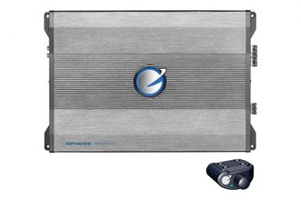 Planet Audio® - Sphere Series Class D Mono 6000W Amplifier