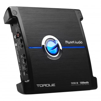Planet Audio® - Torque Series Class AB Mono 1500W Amplifier