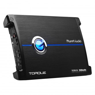 Planet Audio® - Torque Series Class AB Mono 2500W Amplifier