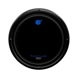 "Planet Audio® - 12"" Anarchy Series 1800W 4 Ohm DVC Subwoofer"