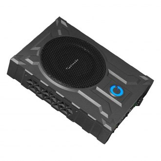 "Planet Audio® - 8"" Single Low Profile Sealed Powered 800W Subwoofer Enclosure"