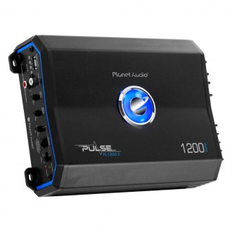 Planet Audio® - Pulse Series Class AB 2-Channel 1200W Amplifier