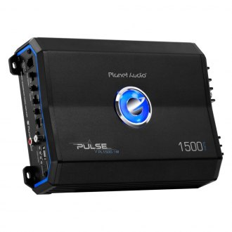 Planet Audio® - Pulse Series Class AB Mono 1500W Amplifier