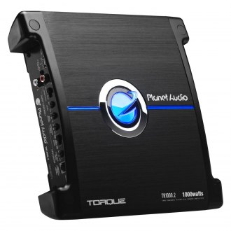 Planet Audio® - Torque Series Class AB 2-Channel 1000W Amplifier