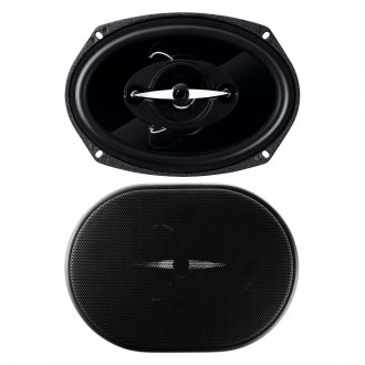 "Planet Audio® - 6"" x 9"" 3-Way Big Bang Series 500W Coaxial Speakers"