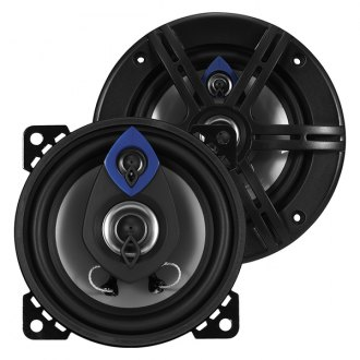 "Planet Audio® - 4"" 3-Way Pulse Series 200W Coaxial Speakers"
