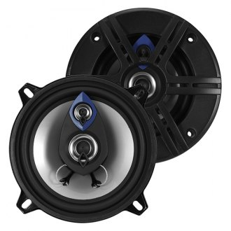 "Planet Audio® - 5-1/4"" 3-Way Pulse Series 200W Coaxial Speakers"