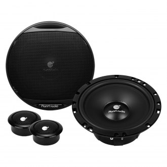 "Planet Audio® - 6-1/2"" 2-Way Sphere Series 300W Component Speakers"