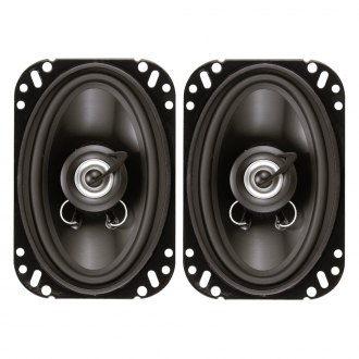 "Planet Audio® - 4"" x 6"" 2-Way Anarchy Series 80W Coaxial Speakers"