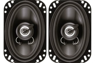 "Planet Audio® - Anarchy Series 4"" x 6"" 2-Way Coaxial 80W Speaker"