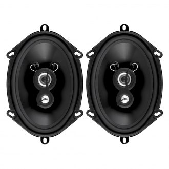 "Planet Audio® - 5"" x 7"" 3-Way Anarchy Series 100W Coaxial Speakers"
