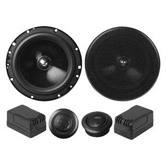 "Planet Audio® - 6-1/2"" 2-Way Anarchy Series 150W Component Set Speakers"