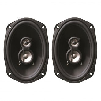 "Planet Audio® - 6"" x 9"" 3-Way Anarchy Series 150W Coaxial Speakers"