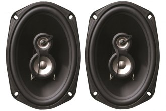 "Planet Audio® - 6"" x 9"" 3-Way Anarchy Series Coaxial 150W Speaker"