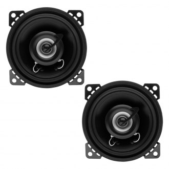 "Planet Audio® - 4"" 2-Way Torque Series 225W Coaxial Speakers"