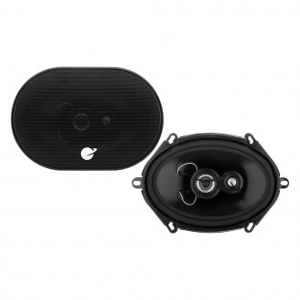 "Planet Audio® - 5"" x 7"" 3-Way Torque Series 300W Coaxial Speakers"