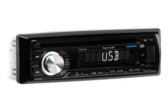 Planet Audio® - Single DIN MP3/CD/AM/FM/USB/SD Receiver with Bluetooth Remote