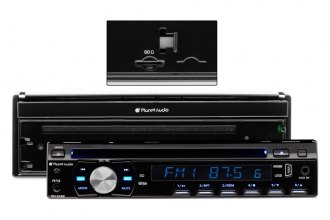 "Planet Audio® - Single DIN In-Dash DVD/CD/MP3/USB/SD Car Stereo Receiver with 7"" Touchscreen Monitor"