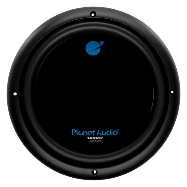"Planet Audio® - 10"" Anarchy Series 1500W 4 Ohm DVC Subwoofer"
