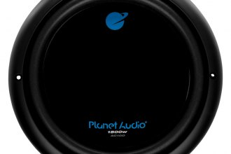 "Planet Audio® - 10"" Anarchy Series DVC 4 Ohm 1500W Subwoofer"