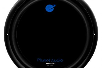 "Planet Audio® - Anarchy Series 12"" DVC 4 Ohm 1800W Subwoofer"