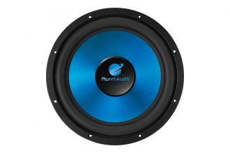 Planet Audio® - Anarchy Series 10 DVC 4Ohm 2000W Subwoofer
