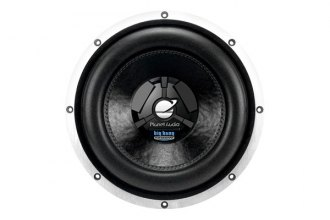 "Planet Audio® - Big Bang Series 12"" DVC 4 Ohm 1200W Subwoofer"