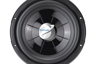 "Planet Audio® - 10"" Axis Series SVC 4 Ohm 800W Subwoofer"