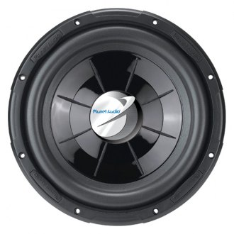 "Planet Audio® - 12"" Axis Series 1000W 4 Ohm SVC Subwoofer"