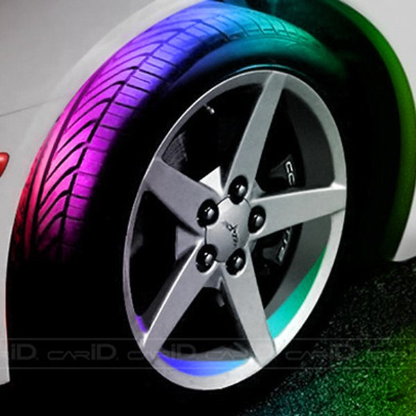 PlasmaGlow® - Flexible Color Changing LED Wheel Kit