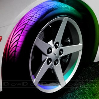 PlasmaGlow® - Flexible LED Wheel Kit