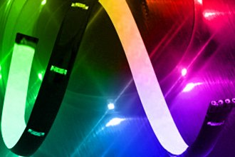"PlasmaGlow® - 12"" LumaTape Multicolor LED Strip"