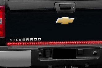 "PlasmaGlow® 10755 - 60"" Fire and Ice Flexible LED Tailgate Light Bar"