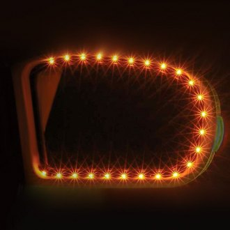 PlasmaGlow® - AfterBurner Side Mirror LED Light Kit