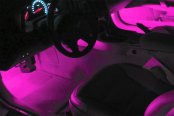 PlasmaGlow® - Pink Neon GloStix Tube - Installed