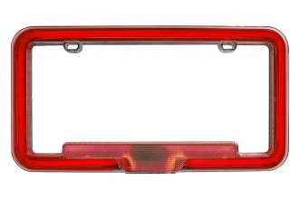 PlasmaGlow® - Neon License Plate Frame
