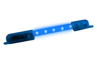 "PlasmaGlow® 10200 - 10"" Blue LED GloStix Tube"